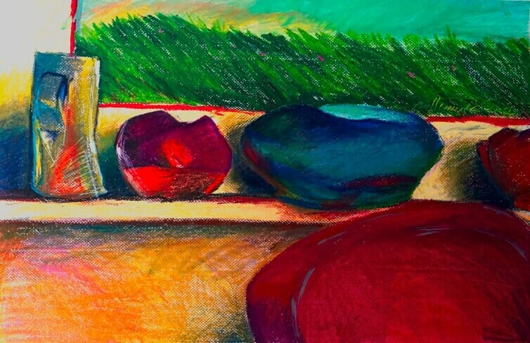 Colorful Still-life