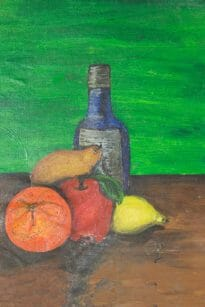 Original early still-life painting